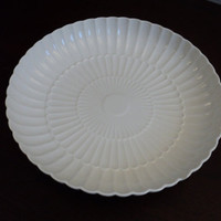 Royal Copenhagen Denmark white scalloped by valeriesvintagehome