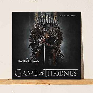 Ramind Djawadi - Game Of Thrones Soundtrack 2XLP