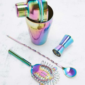 Oil Slick Cocktail Set - Urban Outfitters