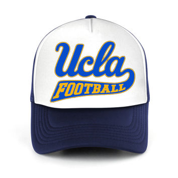 UCLA Football for Custom Trucker Hat