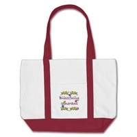Cute Funny Blissfully Ignorant Tote Bag