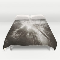 Thou shall not pass Duvet Cover by HappyMelvin