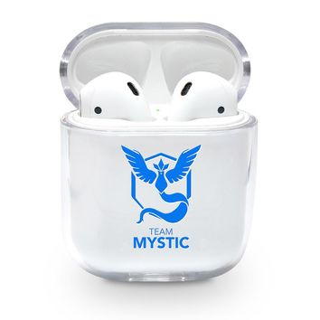 Pokemon Go Team Blue Mystic Airpods Case
