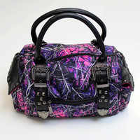 Luckless Clothing Co | Muddy Girl Concealed Carry Satchel
