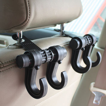 Cars Multi-functioned Bags Black Hook Hanger [6534288583]
