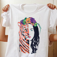 Katy Perry - ROAR Eye Of The Tiger Tshirt