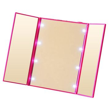 Trio Vanity Mirror . Make your home a beauty station! Great Gift for all ages.