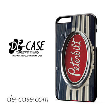 Peterbilt Truck Logo DEAL-8571 Apple Phonecase Cover For Iphone 6/ 6S Plus