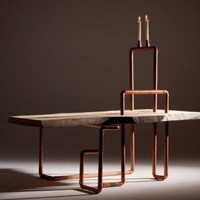 Tamasine Osher at Tent London 2012 - design with a nod to architecture » Modenus Interior Design Blog