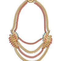 Tory Burch Fern Necklace