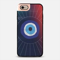 Evil Eye iPhone 6 case by DuckyB | Casetify