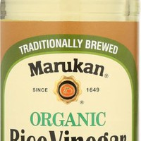 MARUKAN: Organic Rice Vinegar, 12 oz