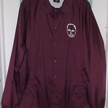 Sweatshirt by Earl Sweatshirt 1994 Nylon Windbreaker Jacket Men Sz L
