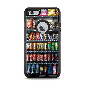 The Vending Machine Apple iPhone 6 Plus Otterbox Defender Case Skin Set