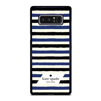 KATE SPADE IN STRIPES Samsung Galaxy Note 8 Case Cover