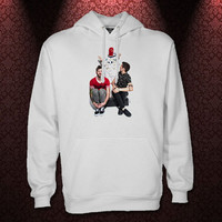 21 pilots_Twenty One Pilots Hoodie_Unisex Adults Size