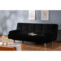 Walmart: Atherton Home Manhattan Convertible Futon Sofa Bed and Lounger, Multiple Colors