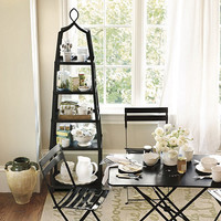 Grand Tour Etagere | Furniture | Ballard Designs