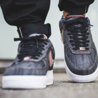 Nike Air Force 1 '07 LV8 'Afro Punk Pack'-Black