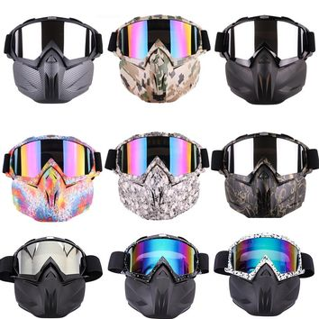 Reedocks New Men Women Ski Goggles UV Ski Eyewear Winter Snowboard Glasses Skiing Goggles Snowboarding Motorcycle Sports Mask