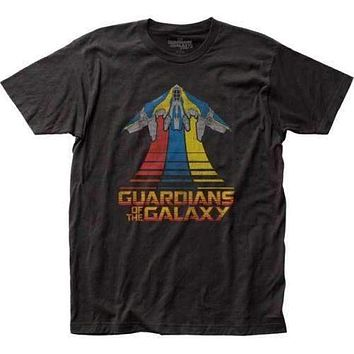 Guardians of the Galaxy Vol 2 Milano Flying T-Shirt