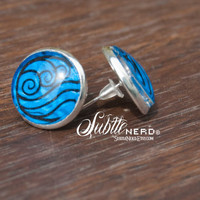 Water Tribe Earrings from Avatar the Last Airbender