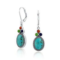Bling Jewelry Totally Teal Drops