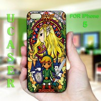 The Legend of Zelda - Photo on Hard Cover for iPhone 5