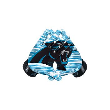 Nike Vapor Jet 3.0 On-Field (NFL Panthers) Men s Football Gloves 5f07af22c