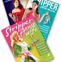 The Ultimate Stripper: How-To 3-DVD Set