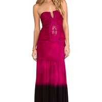 sky Zyla Dress in Fuchsia from REVOLVEclothing.com