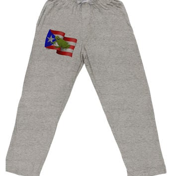 Puerto Rico Coqui Adult Loose Fit Lounge Pants