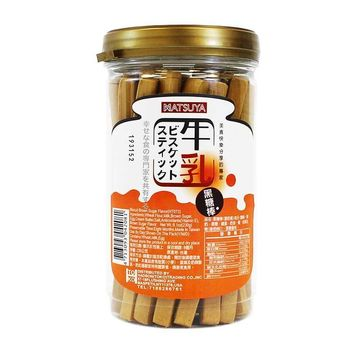Taiwanese Brown Sugar Milk Biscuit Sticks, 8.1 oz (230 g)