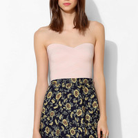 Sparkle & Fade Banded Strapless Top - Urban Outfitters