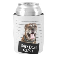 Bad dog can cooler