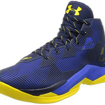Under Armour Mens Curry 2.5 Basketball Shoes