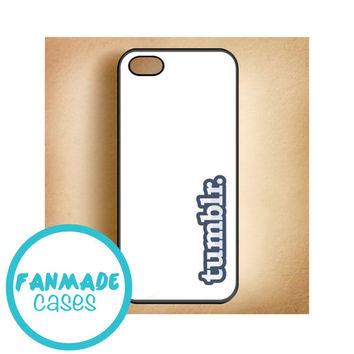 Tumblr Logo 4/4s 5/5s/5c & iPod 4/5 Rubber Case
