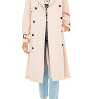 BP. Double Breasted Belted Trench Coat | Nordstrom