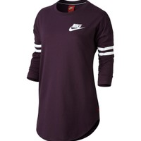 Nike Women's Graphic 3/4 Length Shirt | DICK'S Sporting Goods