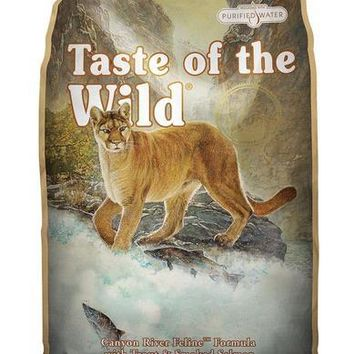 Taste Of The Wild Trout & Salmon Dry Cat Food 15 lbs