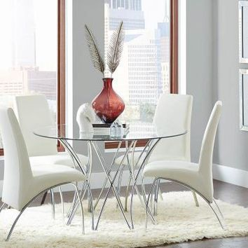 Coaster Furniture CABIANCA 106921 Dining Table
