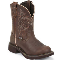 L9995 Women's Gypsy Western Justin Boots from Bootbay, Internet's Best Selection of Work, Outdoor, Western Boots and Shoes.