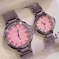 Cartier Couple Fashion Quartz Watches Wrist Watch