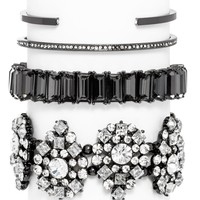 Smoking Gun Bracelet Set (RETAIL VALUE $130)