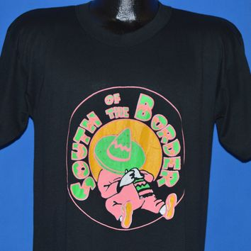 80s South Of The Border South Carolina Neon t-shirt Medium