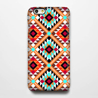 Navajo Seamless Geometric iPhone 6s Plus 6 5S 5C 5 4 Protective Case #115
