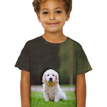 Kids Tiny Puppy Retriever