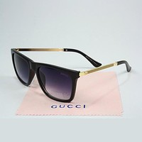 GUCCI Men Women Casual Popular Summer Sun Shades Eyeglasses Glasses Sunglasses Tagre™