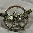 The Hunger Games Pin Brooch, Mockingjay(2014) the Hunger Games 3