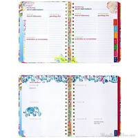 Lilly Pulitzer 17 Month Small Agenda Exotic Garden